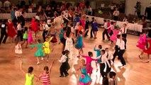 new Desert Classic Chicken Dance Championships - Kids Ballroom Dance Video