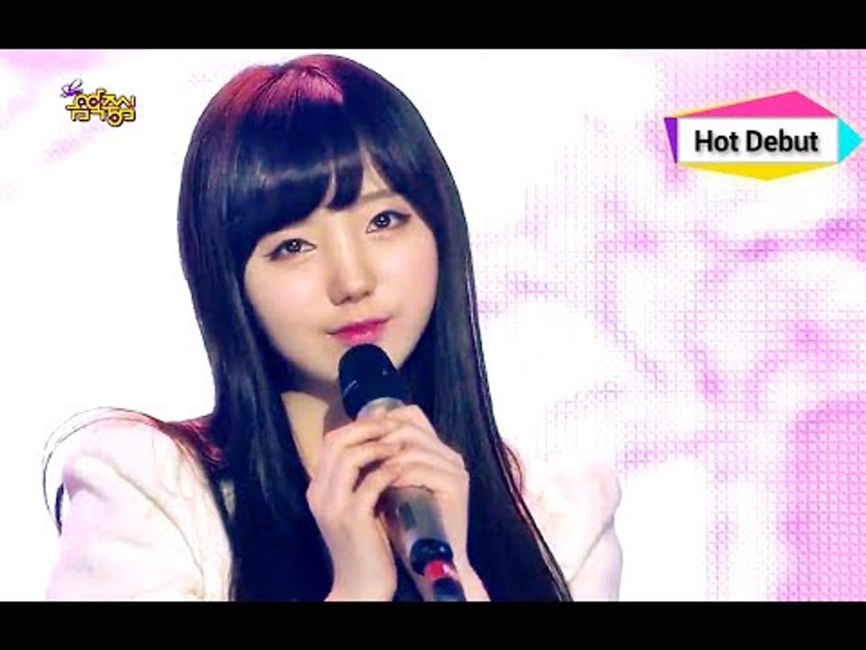 [HOT DEBUT] Lovelyz - Good Night Like Yesterday, 러블리즈 - 어제처럼 굿나잇, Show Music core 20141115