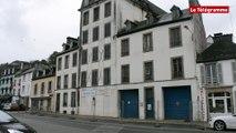 Châteaulin. Les barrières inquiètent les commerçants