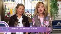 Como Hacer un Sandwich Club or Club Sandwich, in English y Español