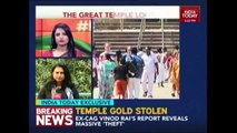 Former CAG Exposes Theft Of Gold Worth 186 Cr From Padmanabha Sawamy Temple