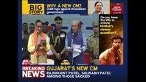 Vijay Rupani Sworn In As Chief Minister Of Gujarat