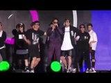 [Real Cam] TEENTOP - Hot Like Fire, 틴탑 - 핫 라이크 파이어, DMC Festival 2015