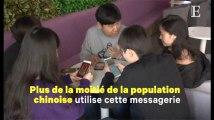 WeChat, cette application chinoise au milliard d'utilisateurs