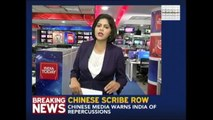 Chinese Newspaper Slams India For Expelling Chinese Journalists