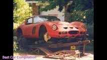 80 Abandoned Supercars and Luxury cars around the World Part.37 - Ferrari Porsche Lamborghini GT-R