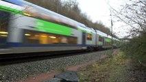 Trains RER ; TER ; VFLI et Intercités à Saint-Maximin