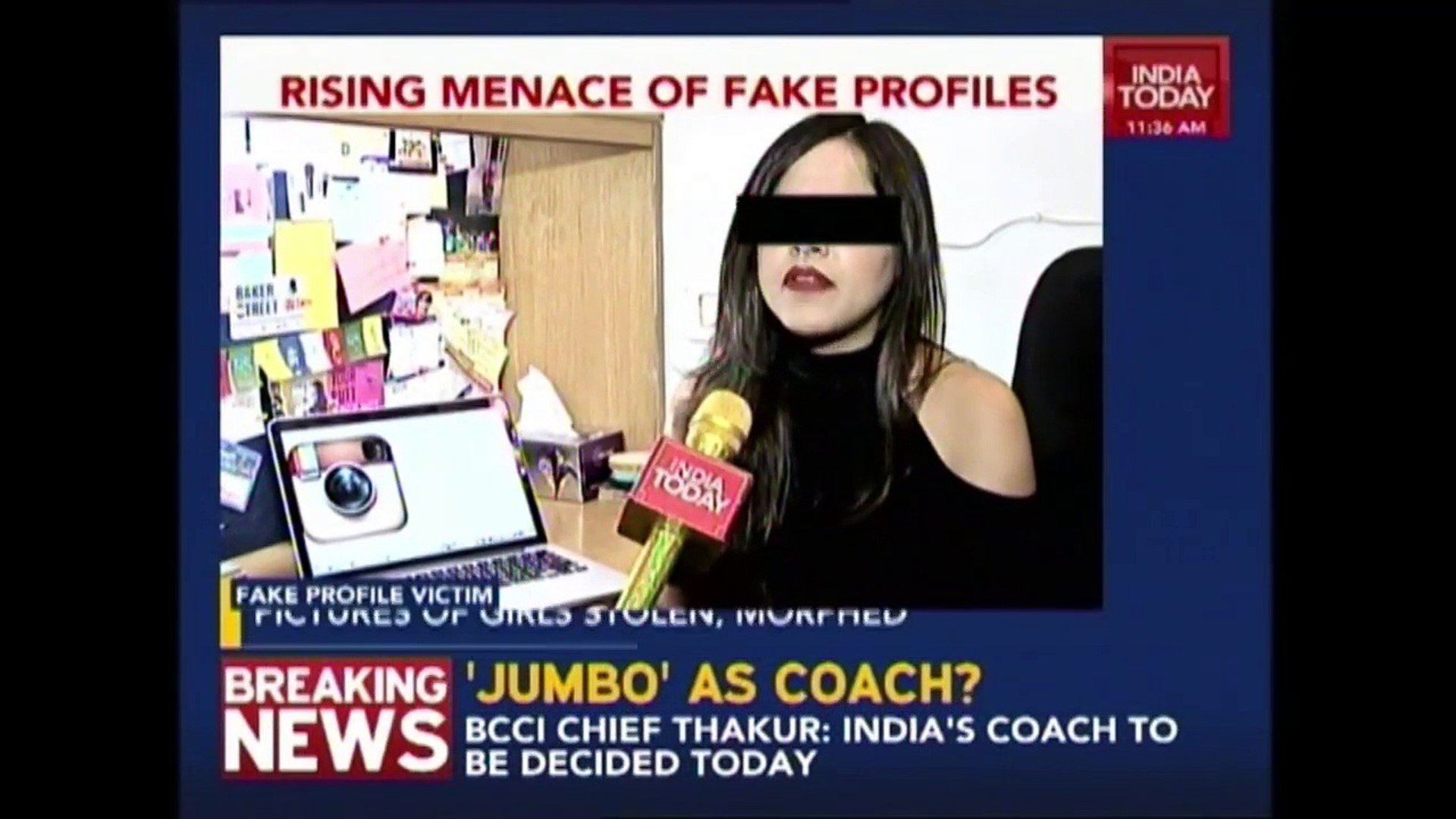 Women Blackmailed In Delhi By Hacking Their Social Media Accounts