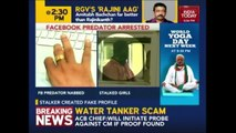 Mumbai Police Arrests Facebook Stalker