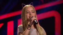 Eliza - Ain't It Fun | The Voice Kids 2018 (Germany) | Blind Audiotions | SAT.1