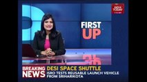 ISRO Tests Reusable Space Shuttle