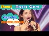 [HOT] Gavy NJ - SHUBIRUBIRUB, 가비엔제이 - 슈비루비룹 Show Music core 20160813