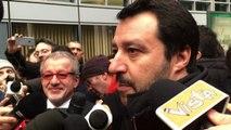 Salvini: centrodestra unito, pronti a raccogliere voti sinistra