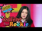 [Comeback Stage] RED VELVET - Rookie, 레드벨벳 - 루키 Show Music core 20170204
