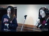 [Live on Air] Davichi - Love is, 다비치 - 받는 사랑이 주는 사랑에게 [정오의 희망곡 김신영입니다] 20161019