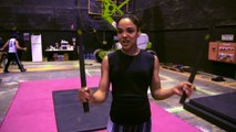 THOR RAGNAROK_ On the Set with VALKYRIE (Tessa Thompson) [720p]