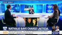 Héritage de Johnny Hallyday: Nathalie Baye charge Laeticia et sa famille