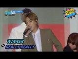 [HOT] WINNER - REALLY REALLY, 위너 - 릴리릴리 Show Music core 20170729