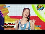 [Comeback Stage] Red Velvet - Red Flavor, 레드벨벳 - 빨간 맛 Show Music core 20170722