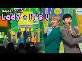 [Comeback Stage] GOLDEN CHILD - LADY + It's U, 골든차일드 - LADY + 너라고 Show Music core 20180203