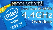 How to overclock i5 3570(Разгон Intel core i5 3570 без k