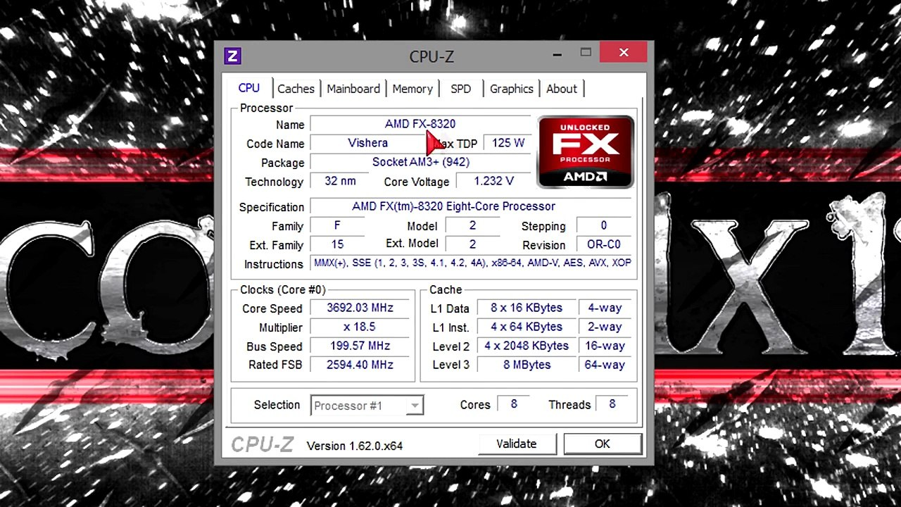Amd Fx 8320 Cpu Review Video Dailymotion