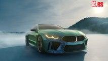 VÍDEO: cara a cara entre un Mercedes-AMG GT4 Coupé y un BMW M8 Grand Coupé