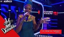 Tankya « La neige au Sahara » de Anggun I Les Epreuves Ultimes The Voice Afrique 2017