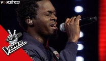 Serge « We sing in time » de Faada Freddy I Les Epreuves Ultimes The Voice Afrique 2017