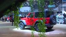 Jeep Wrangler - Salon de Genève 2018