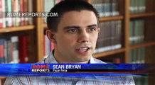 Sean Bryan's story: From gymnast, to  Berkeley Grad to Papal Ninja