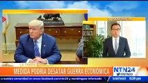 Esfuerzo de Trump para cuidar la industria de acero y aluminio debería dirigirse a ayudar a Boeing a seguir vendiendo aviones: economista Alberto Bernal