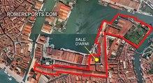 The Vatican will have a Pavilion in the Biennale di Venezia art exhibit