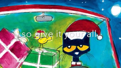 Pete The Cat Saves Christmas Video Dailymotion