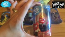 Inside Out Mini Figures x TOMY (Joy, Disgust, Sadness, Fear, Anger & Bing Bong)!