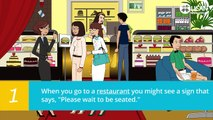 Learn English Listening | Beginner - Lesson 54. The Restaurant