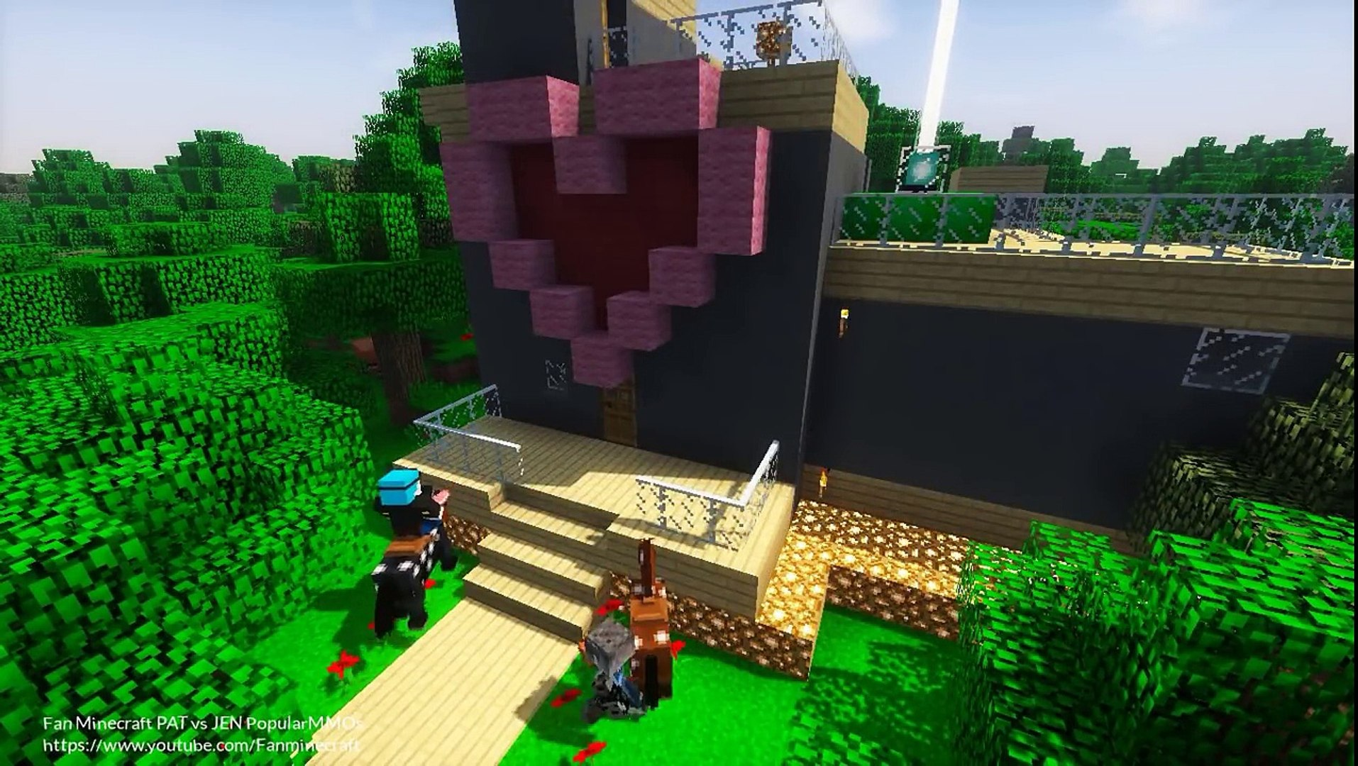 minecraft videos by pat and jen - minecraft videos by pat and jen: