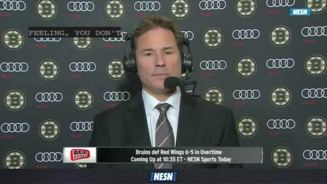 Bruins Overtime Live: Coach Bruce Cassidy Believes Bruins Key To Offense Is Confidence