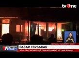 Kebakaran Besar Hanguskan 2 Ruko dan 5 Rumah Warga