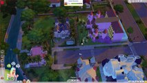 Fairy Fantasy FairyTale Part 1 Meeting Aliens Around Town SIMS 4 Game Lets Play Video Series