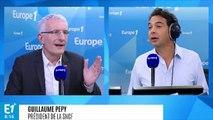 """SNCF : Guillaume Pépy en a """"assez du 'cheminot bashing'"""""""