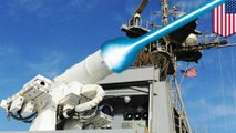 The US Navy awards $150 mil contract for some lasers