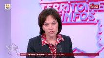 Best of Territoires d'Infos - Invitée politique : Laurence Rossignol (07/03/18)