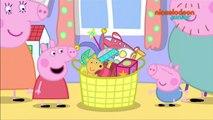 Peppa Pig | La vente de charité | NICKELODEON JUNIOR