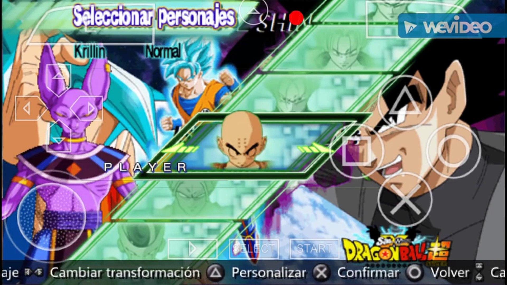 Nuevo Mod De Dragon Ball Z Shin Budokai 2