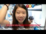MRT stations, trains are disabled-friendlyMRT: The first impressions.