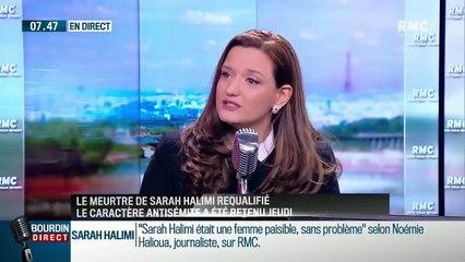 Les médias ont CACHÉ l'aspect antisémite de l'assassinat de Sarah Halimi - Jean-Jacques Bourdin obligé de s'excuser