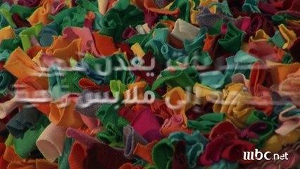مصريات يعدن تدوير القمامة إلى ملابس زاهية.. شاهد تجربتهن