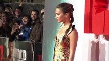 'Tomb Raider' starring Alicia Vikander hits cinema's soon