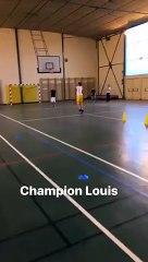 Louis : CHAMPION